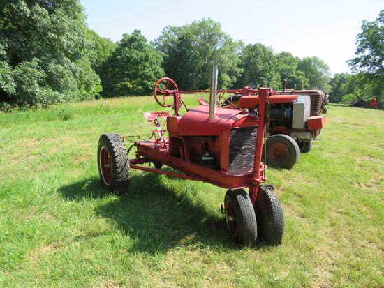 1930's Doodlebug Homemade Tractor