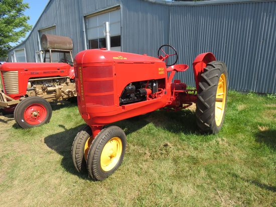 1939 Massey Harris 101 Junior Tractor