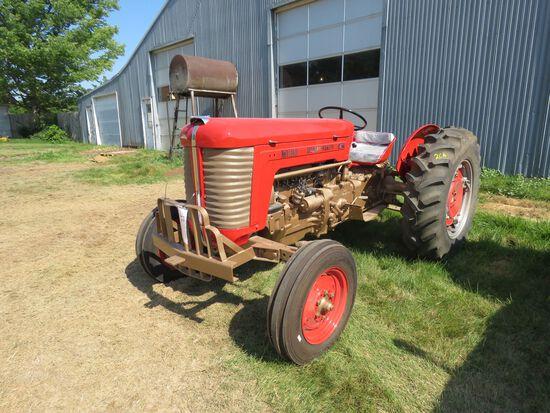 1956 Massey Harris 50 Tractor