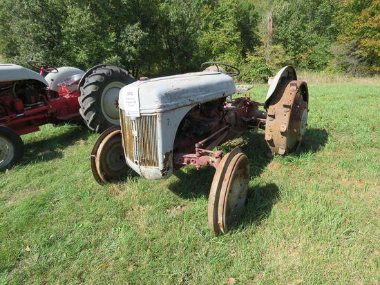 1939 Ford-Ferguson 9N Tractor