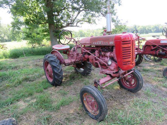 1954 Farmall 100 Tractor