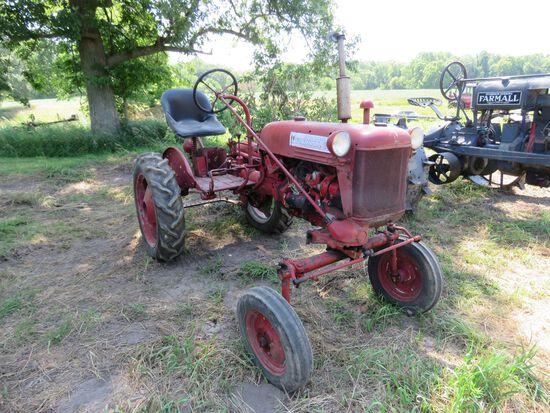 1949 Farmall Cub Tractor