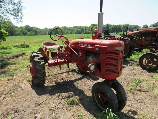 1941 Farmall B Tractor