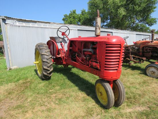 Massey Harris Row Crop 81 Tractor