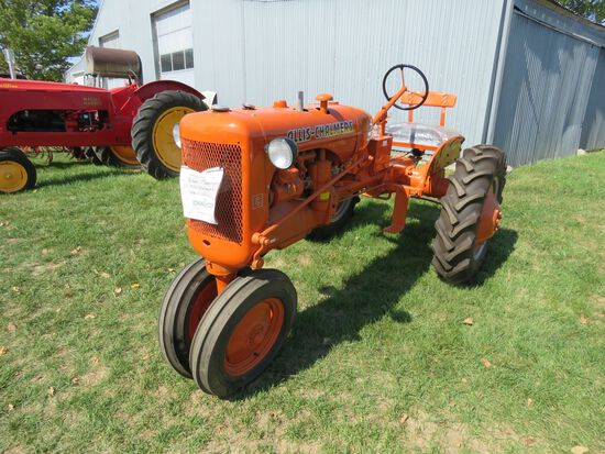 C Allis Chalmers Tractor