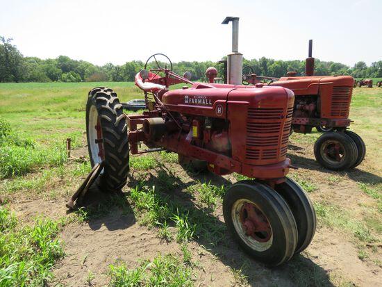 1942 Farmall H Tractor