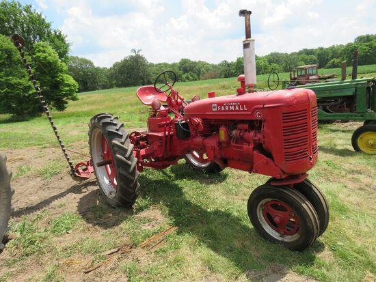1948 Farmall C Tractor