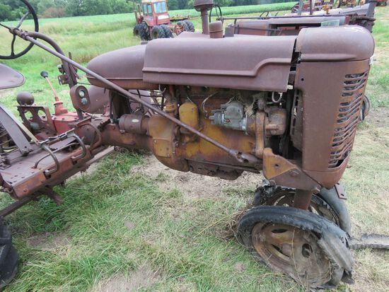 1941 Farmall B Tractor for Parts