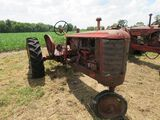 1951 Massey Harris 22 For project or Parts