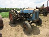 Fordson major Diesel Tractor