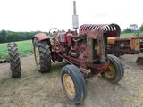 Massey Harris Tractor for Project or Parts