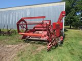 Massey Harris Clipper Combine