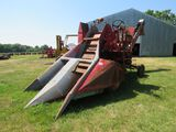 Massey Harris Corn Picker