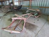 Horse Drawn Bobsled Frame