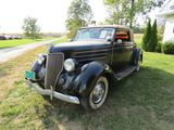 1936 Ford Cabriolet with Rumble seat