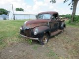 1940 Ford Pickup for Rod or Restore