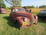 1940 Chevrolet Coupe for rod or Restore