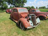 1936 Ford Tudor Sedan for Rod or Restore