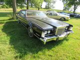 1973 Lincoln Continental Cartier Coupe