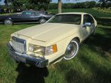 1984 Lincoln Mark IV Coupe