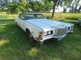 1971 Lincoln Mark III Coupe