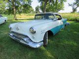 Rare 1954 Oldsmobile Starfire Convertible