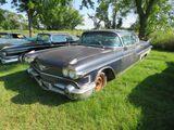 1958 Cadillac Fleetwood 60 Series 4dr HT