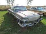 1958 Cadillac for parts