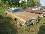 1971 Buick Boat tail Riviera