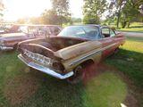 1959 Chevrolet Impala 2dr HT