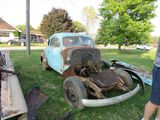 1938 Chevrolet Coupe for rod or Restore