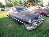 Cadillac Sedan for Parts