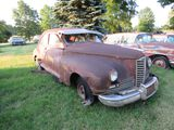 1948 Packard Sedan for parts