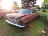 1959 Chevrolet 4dr Sedan for parts or project
