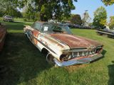 1959 Chevrolet Belair 2dr HT for project or parts