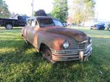 Packard Sedan for project or parts