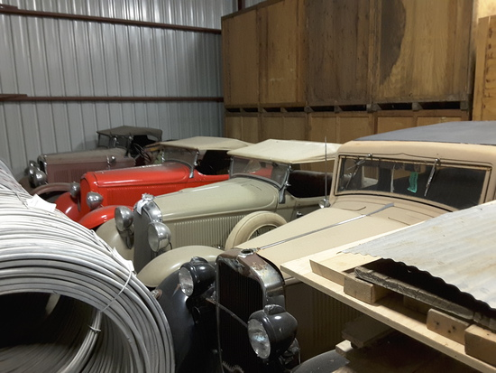 Amazing 1932 Plymouth Horde & More!