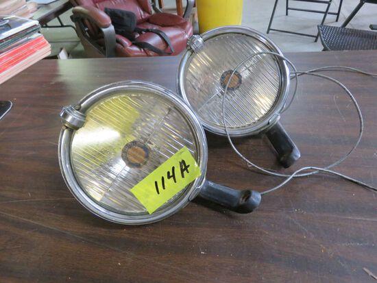 Junior Trippe Lights- Pair