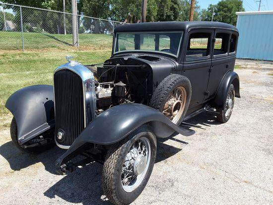 1932 Plymouth 4dr Sedan