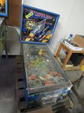Stern Flight 2000 Pinball Machine Project
