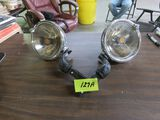 Pair Trippe Lights