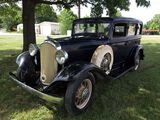 1932 Plymouth 4dr Sedan