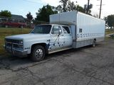 1984 Chevrolet 30 Series dually Car Hauler