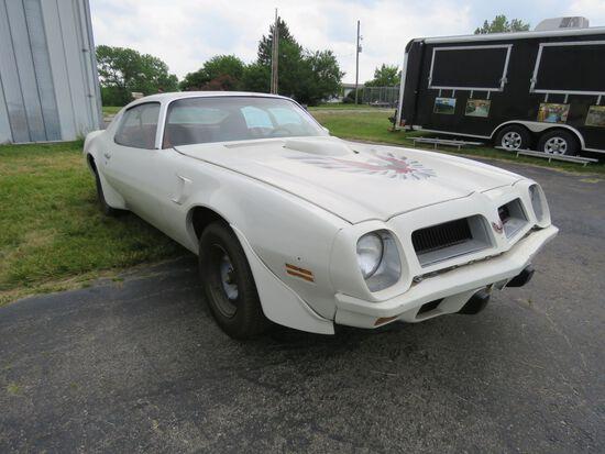 1974 Pontiac Super Duty Trans Am