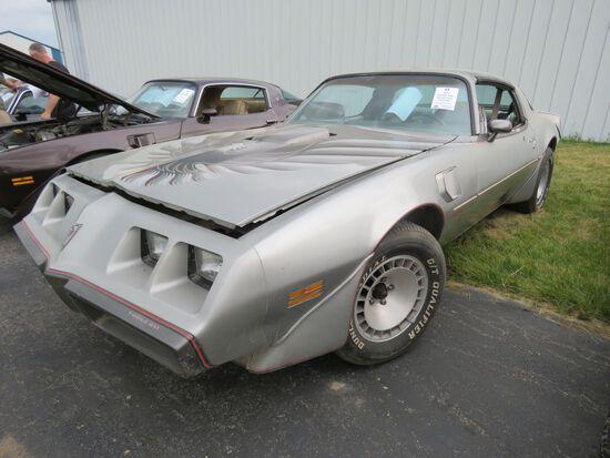 1979 Pontiac 10th Anniversary Trans Am