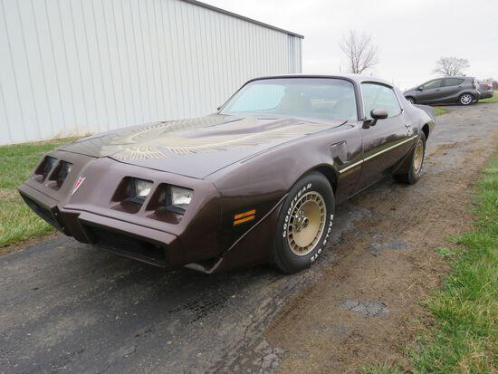 1981 Pontiac Turbo Trans Am