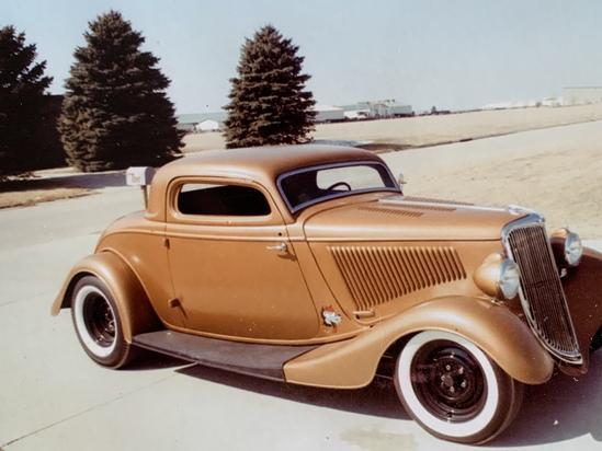 Hotrods, Vintage Parts, & More!