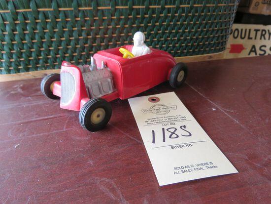 Vintage Toy Hot Rod Toy