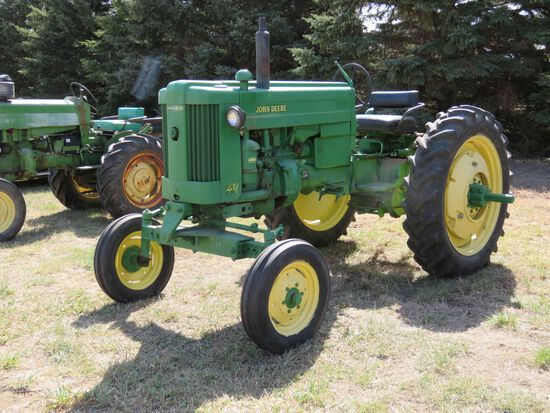1953 John Deere 40 Tractor