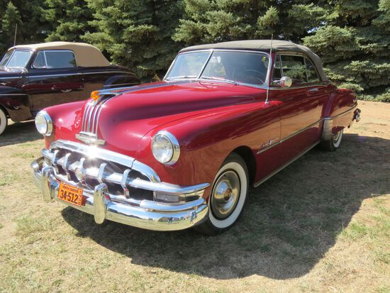 1950 Pontiac Chiefton Convertible